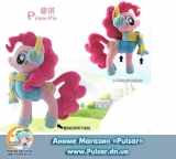 М`яка іграшка My Little Pony - Winter Pinkie Pie 45 см