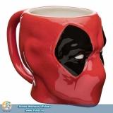 Фірмова скульптурна чашка Marvel Coffee Mugs - Sculpted Deadpool