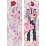 Дакимакура (подушка для объятий)  150 см My Hero Academia Anime Shoto Todoroki tape 3