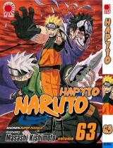 манга Наруто. Книга 63