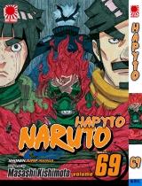 манга Наруто. Книга 69