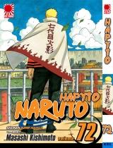 манга Наруто. Книга 72