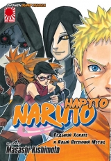 Манга Наруто Гайден: Седьмой Хокаге и алый весенний месяц | Naruto Spinoff: The Seventh Hokage and the Scarlet Spring Month | Naruto Gaiden - Nanadaime Hokage to Akairo no Hanatsuzuki
