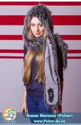 Зверошапка (SpiritHood) модель OWL UA ( Сова)