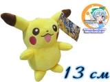 М`яка іграшка Pikachu Mini Pokemon 13 см