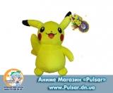 """м`яка аніме іграшка """"Пікачу"""" Pokemon довжина 27 см"""