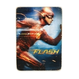 Дерев'яний постер «Flash running»