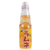 Напій «Ramune Orange lemoniada» [Японія]