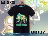 Футболка Rick and Morty 32