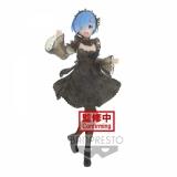 """Оригинальная аниме фигурка «""""Re:Zero Starting Life in Another World"""" Seethlook Rem Gothic Ver. (Banpresto)»"""