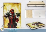 Скетчбук (sketchbook) Deadpool Barocco Mode