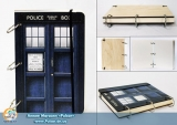 Скетчбук (sketchbook) Doctor Who - Tardis