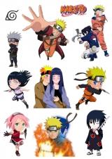 Стикеры Naruto Tape 02