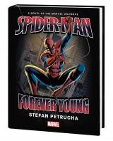 Книга англійською мовою Spider-Man Forever Young Prose Novel HC