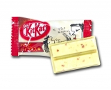 "Японские батончики ""Kit Kat"" со вкусом клубники и тирамису"