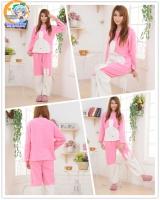 Осенняя раздельная пижамка для девушек Pulsar Soft Bunny
