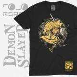 Футболка «Demon Slayer - Zenitsu» [Morze Pulsar]