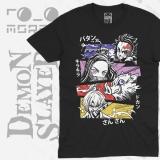 Футболка «Demon Slayer - v.01» [Morze Pulsar]