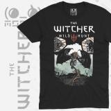 Футболка «Witcher - v.01» [Morze Pulsar]