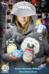 Худі Totoro Full Gray