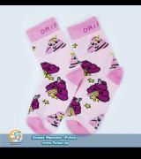 Дизайнерские носки Unicorn poop