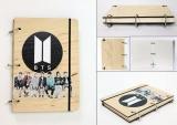 Скетчбук ( sketchbook) BTS tape 4