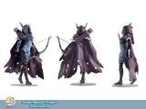 Аниме фигурка World of Warcraft  Sylvanas Windrunner