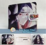 Кошелек Наруто (Naruto, Boruto) модель Mini , tape 07