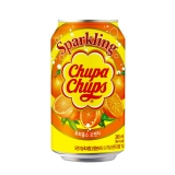 Напій Chupa Chups Sparkling Orange 355 ml KO