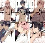 Лицензионная манга на японском языке «Ten Count» 1-6 Full set