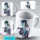 Чашка «Genshin Impact - Xiao»