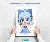 Плакаты с вашими изображениями  ( от 10 шт)
