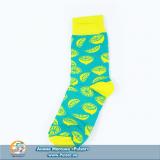 Дизайнерские носки Lemon