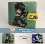 Кошелек Моя геройская академия (Boku no Hero Academia, My Hero Academia) модель Mini , tape 07