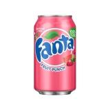 "Напій ""Fanta"" Fruit Punch 355 ml USA"