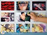 Набір листівок А5 «Наруто» 10 шт