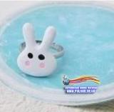 Кольцо в стиле K-POP модель Sweet Rabbit