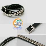 Подвійний браслет в стилі J-Rock модель Double Snake