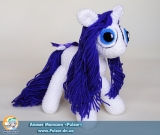 "М`яка іграшка ""Amigurumi"" My Little Pony Friendship is Magic - Rarity"