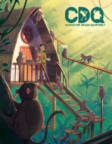 Артбук «Character Design Quarterly 14» [USA IMPORT]
