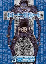Манга на английском языке «Death Note, Vol. 3»