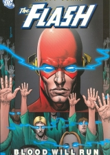 Комикс на английском языке Flash Blood Will Run TP New Ed [ USA IMPORT ]