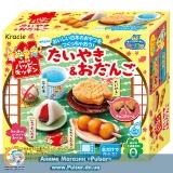 Kracie Popin Cookin Happy Kitchen Taiyaki & Bun