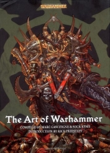 Артбук The Art of Warhammer Hardcover – 2007 [ USA IMPORT ]