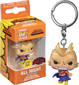 Брелок Funko Pop! Keychains My Hero Academia - All Might