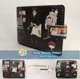 Кошелек Наруто (Naruto, Boruto) модель Mini , tape 03