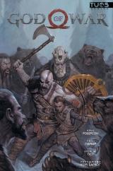 Комікс українською мовою «God of War. Бог Війни. Том 1»