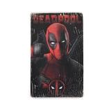 Деревянный постер «Deadpool #1»