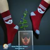 Дизайнерські шкарпетки Hannibal