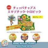 фруктові крижані на паличці Chupa Chups Tropic (Japan)